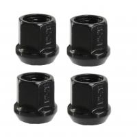 "Buy cheap Black Steel Acorn Lug Nuts / Chrome Wheel Nuts 1/2"" Fits Dodge Ramcharger from wholesalers"