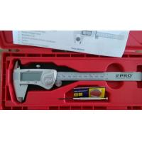 Buy cheap IP54 Silver Metal Casing Electronic Digital Caliper 150mm 3V Lithium battery product