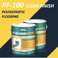 Buy cheap Weather Resistance Seamless Polyaspartic Floor Coating 10KG product