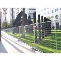 Buy cheap Ease of installation Chain Link Fencing Metal Chain link Fencing Do not obscure sunlight product