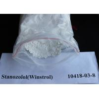 Buy cheap Stanozolol / Winstrol Oral Anabolic Steroids CAS 10418-03-8 Legal Oral Steroids product