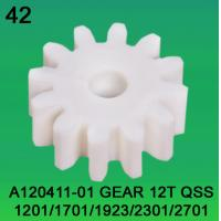 Buy cheap A120411-01 GEAR TEETH-12 FOR NORITSU qss1201,1701,1923,2301,2701 minilab product