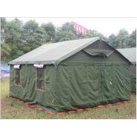 Buy cheap Relief Shelter Military Army Tent Roof Top 4.6m × 4.4m For Emergency Disaster product