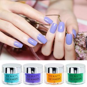 Buy cheap easy soak off save time powder dip nails nail glue dip nail starter kit product