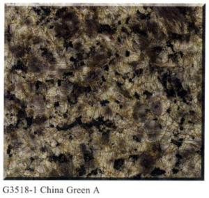 China Green Granite (China Green) on sale