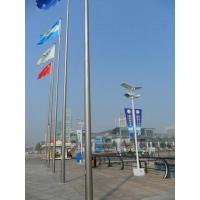 China flag pole and related products on sale