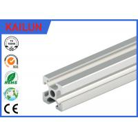 Buy cheap Anodized 4040 T Slot Aluminum Extrusion Profiles for Workshop Assembling Table product