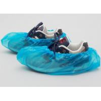 Buy cheap CPE Disposable Surgical Shoe Covers , Plastic Shoe Covers For Laboratory product