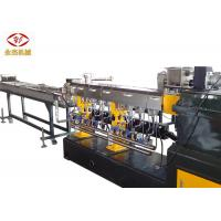 Buy cheap 75kw PE PP ABS Master Batch Manufacturing Machine Twin Screw Extruder product