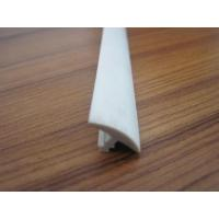 Buy cheap 12mm width T molding/T shaped edge banding/T profile/PVC/white/any color/any length product