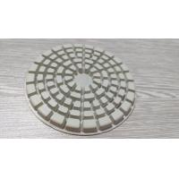 """Buy cheap 4 """" Dry Diamond Polishing Pads For Marble / Concrete / Granite / Stone product"""