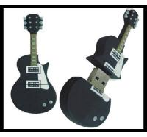 Buy cheap promotional gift custom pvc usb 2.0/3.0 musical instrument 16gb usb flash drive/usb chip product
