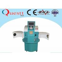 Buy cheap 10X Microscope Jewelry Laser Welding Machine For Stainless Steel 200W YAG Laser product