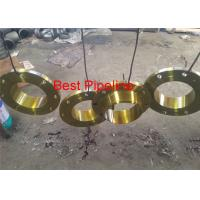 Buy cheap RC-BL Flange Model  Forged Steel Flanges 304L Material ASME B 16.5 Standard from wholesalers
