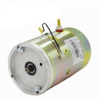Buy cheap ZD2900 Hydraulic Pump Motor 24V 2.2KW DC F Insulation Class Easy Replace Brush product