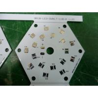 Buy cheap Professional Single side LED Lighting PCB LED Printed Circuit Board for Bulbs product