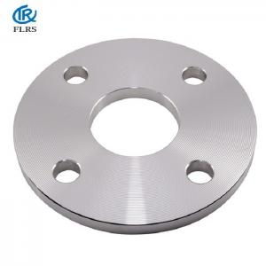 China GOST 12820-80 BS4504 DIN 304/316 Stainless Steel Pipe Fittings Flange Flat Plate Flange on sale