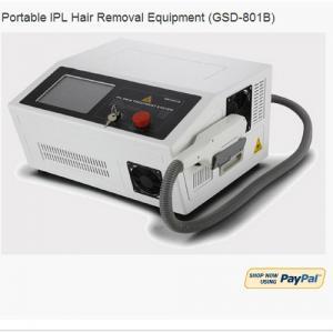 Buy cheap Equipamento portátil da remoção do cabelo do IPL (GSD-801B) product