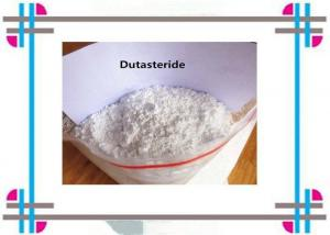 Buy cheap White Powder Male Steroids Dutasteride CAS 164656-23-9 Powder For Hair Loss Treatment product