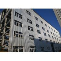 China Steel Frame High Rise Buildings , Structural Steel Workshop Buildings Multiple Stories on sale