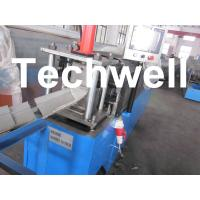 Buy cheap Steel Metal Angle Forming Machine / Cold Roll Forming Machine TW-L50 product