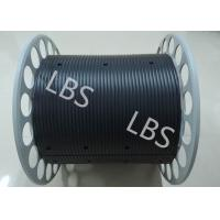 Buy cheap Lebus Grooves Sleeves For Aluminium Winch Drums On Aircraft Application Lifting product