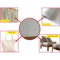 waxed Waterproof cotton recycled canvas fabric sofa fabric for workwear tent and bags