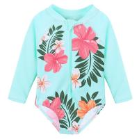 Buy cheap Sublimation Printing Baby Lycra Swimsuit Long Sleeve Quick - Drying product