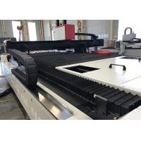 Buy cheap Industrial Fiber Laser Tube Cutting Machine For 16mm Carbon Steel Tube 2000W product