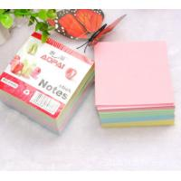 Buy cheap Sticky notes pad self adhesive memo pads stick notes paper notes product