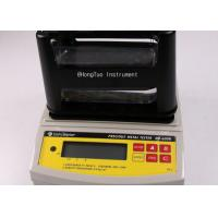 Buy cheap 3000g Gold Testing Equipment Digital Density Meter European Type For Mining Industry product