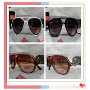 New Brand Fashion RB4125 Frame Wayfarer Sunglasses 4 Colors Normal Size