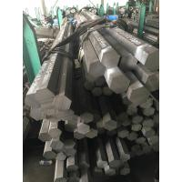 Buy cheap 40 X 40 Cr Hexagonal Steel Bar /  Rod ,  Solid Square Steel Bar For Construction product