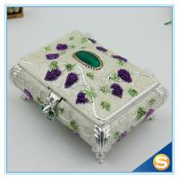 High Quality Packaging Box,Jewelry Packaging Box,Metal Jewelery Packaging Box for sale