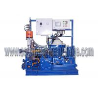 Buy cheap Advanced 3 Phase Disc Centrifugal Separator Oil Sludge Tank Cleaning Centrifuge product