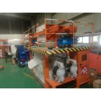 ISO9001 Customized 500L/H Iron Removal System For Water Filter / Softening Tank