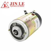 Buy cheap 12VDC Hydraulic Series Wound Motor ZD1223 4.5'' 1.6KW For Electric Car product