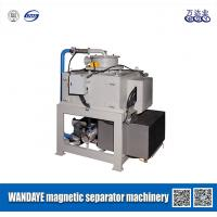 China  Multi Function Wet Magnetic Separator For Rare Earth Ore 1400DCA  380ACV  for sale