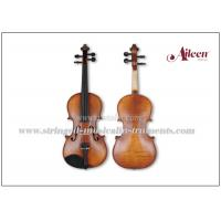 Buy cheap Middle Grade Flame Back Metal Tailpiece Moderate Violin Musical Instrument product