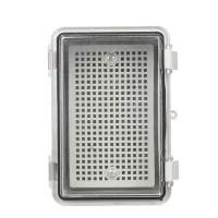 Buy cheap 150x100x70mm Waterproof IP65 ABS Plastic Junction Box Universal Durable Electrical Project Enclosure With Lock and Key product