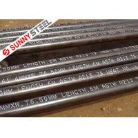Buy cheap ASTM A213 T9 Alloy Steel tubes product