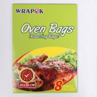 Buy cheap Household Using PET Plastic Oven Cooking Bags , Bread Oven Roasting Bag product