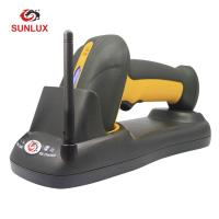Buy cheap Waterproof Industrial Barcode Scanner Dust Resistant 433 MHz ISM Working Frequency product
