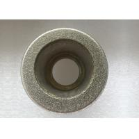 Buy cheap Glass Electroplated Diamond Grinding Wheels Customized Bowl Flat Shape Crank Shaft Magnetic product