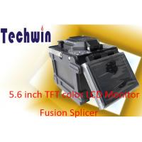 Buy cheap Techwin TCW-605 Equal to Japan Fujikura FSM-60s Fusion Splicer Price from wholesalers