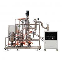 China High Purity Herb Extraction Equipment For Cannabis Essential Oil , Long Life on sale