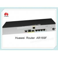 Quality Huawei Router AR169F AR G3 AR160 Series VDSL 1GE COMBO WAN 4GE LAN 1 USB for sale