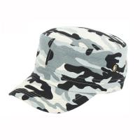 Buy cheap 2019 Flat Top Army Cap , New Style Military Camouflage Cap 100% Cotton product