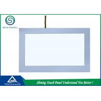 Buy cheap 10.1 Inch 4 Wire Resistive Touch Screen 4 Layers >75% Transmittance product