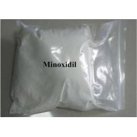 China Nature Raw Material Pharmaceutical , Minoxidil Hair Regrowth 38304-91-5 wholesale